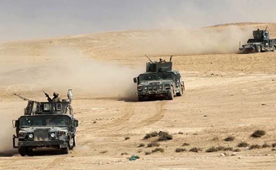 Quân đội Iraq chỉ còn cách Mosul vài trăm mét