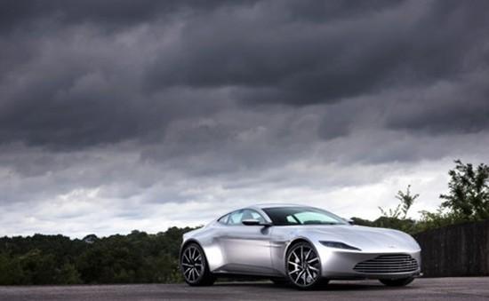 Aston Martin lên kế hoạch bán đấu giá DB10 vào ngày 18/2