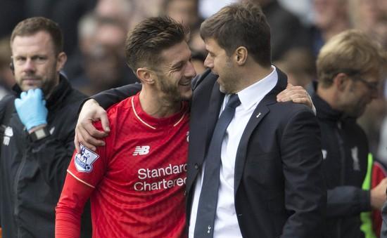 Pochettino muốn tái ngộ Adam Lallana tại Tottenham