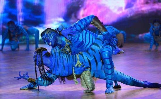 Hóa nhân vật trong Avatar, Khả Ngân vươn lên dẫn đầu