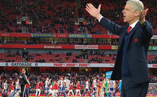 HLV Wenger thừa nhận CĐV Arsenal thà xem Vua đầu bếp hơn tới sân