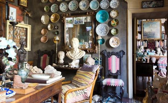 Những căn phòng đẹp nhất Italy trông như thế nào?