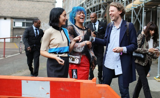 """""""Tăm tia"""" thời trang đường phố London cực chất và cá tính"""