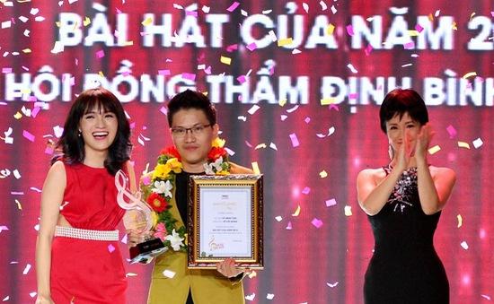Những hình ảnh cuối cùng của Bài hát Việt