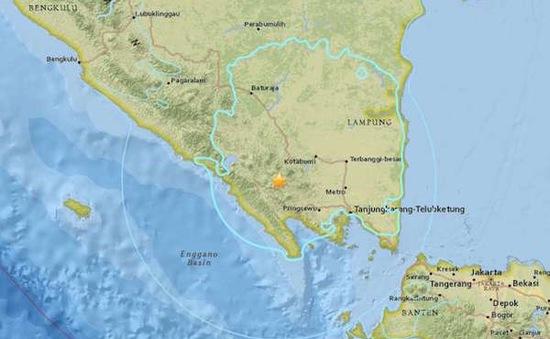Indonesia: Động đất mạnh làm rung chuyển đảo Sumatra