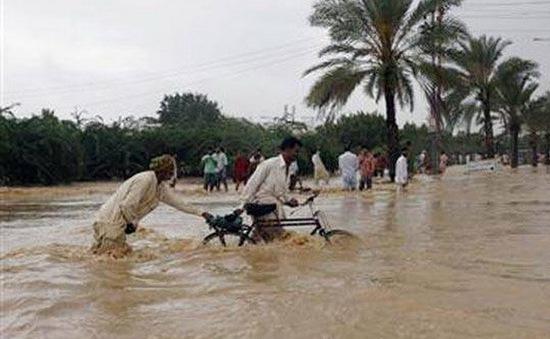 Lũ quét tại Pakistan, hơn 30 người thiệt mạng