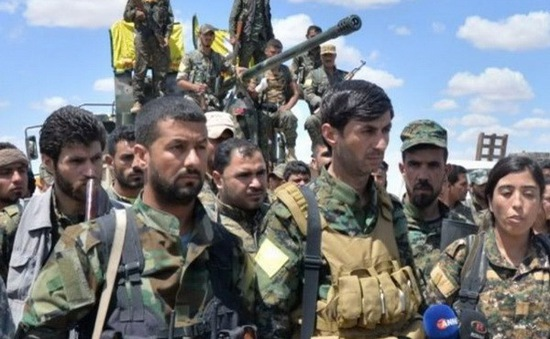 Syria: Lực lượng SDF đánh chiếm Raqqa