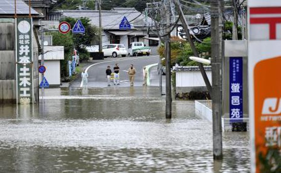 Siêu bão Meranti và Malaska ảnh hưởng tới hàng triệu người dân châu Á