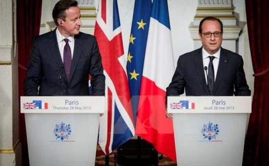 Anh, Pháp nhất trí về dự thảo đề xuất cải cách EU