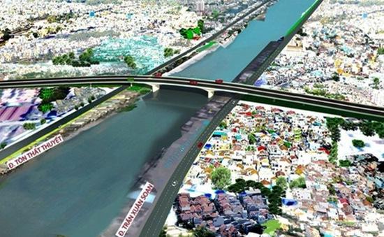 TP.HCM sẽ xây cầu Nguyễn Khoái giảm ùn tắc