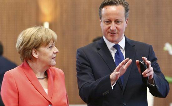 Đức cam kết tìm cách để Anh ở lại EU