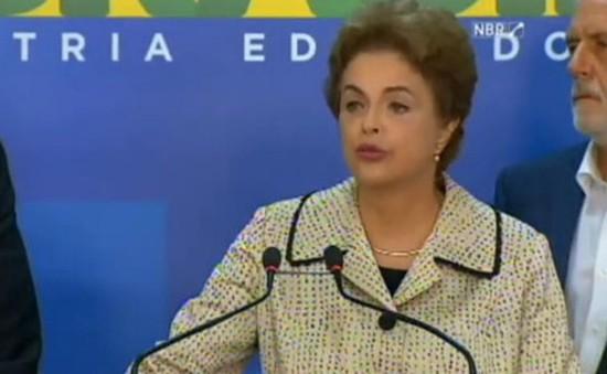 Tổng thống Brazil khẳng định không vi phạm Luật Ngân sách