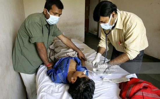 Hơn 16 trẻ em Ấn Độ tử vong do viêm não Nhật Bản