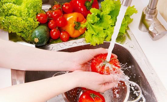 Những thói quen cần bỏ ngay khi sơ chế thực phẩm