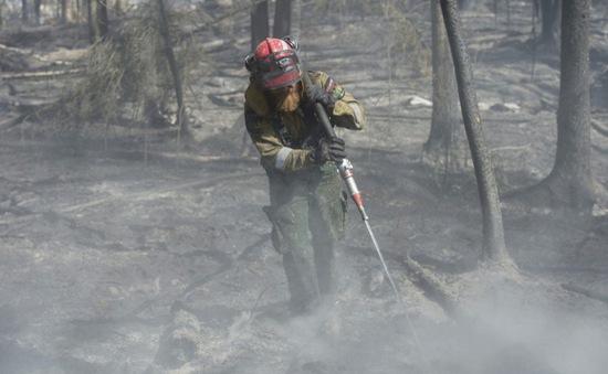 Canada vật lộn với vụ cháy rừng tồi tệ nhất trong lịch sử