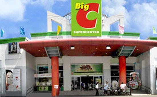 Big C đã nộp 500 tỉ đồng thuế chuyển nhượng vốn