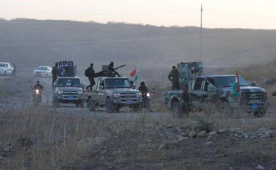 Ủy ban Chữ thập đỏ quốc tế kêu gọi bảo vệ dân thường Mosul
