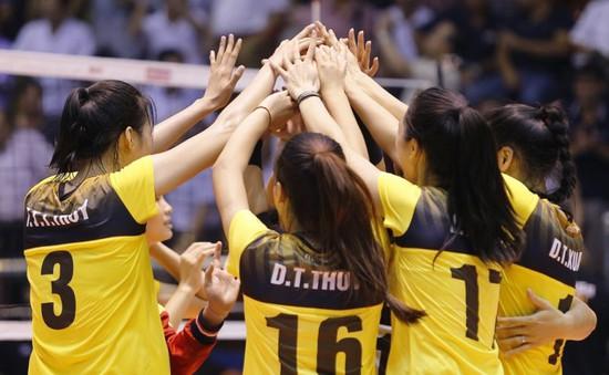 Lịch thi đấu tứ kết Cúp bóng chuyền nữ châu Á 2016: Việt Nam mơ vào bán kết