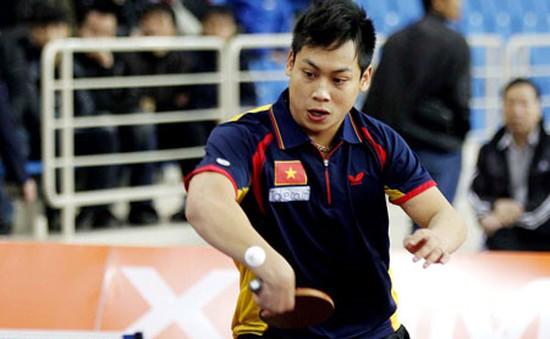 ĐT nam và nữ Việt Nam đồng loạt thắng trận ở giải Bóng bàn đồng đội thế giới