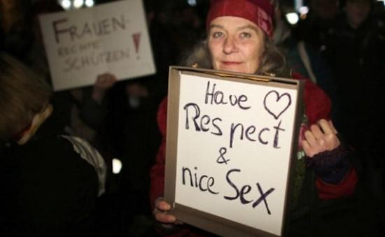Đức: Siết chặt luật về cưỡng bức tình dục