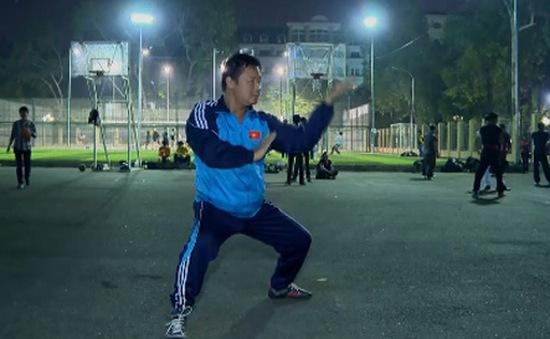 Nghị lực sống phi thường của võ sư mù Nguyễn Kim Hoàng