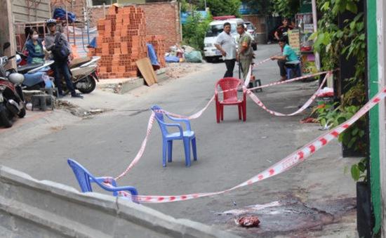 TP.HCM: Thanh niên bị bạn nhậu đâm tử vong giữa khuya