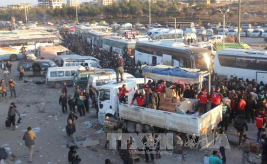 LHQ thông qua nghị quyết gia hạn 1 năm hoạt động cứu trợ tại Syria