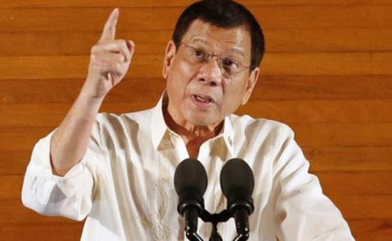 Tổng thống Philippines dọa ban hành thiết quân luật
