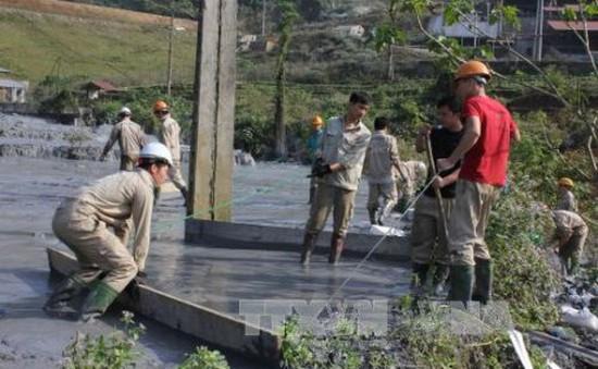 Sự cố tràn bùn thải ở Cao Bằng sẽ được xử lý triệt để trong 3 ngày tới