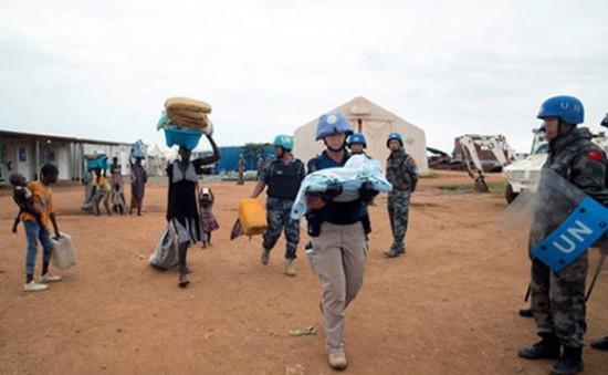 Mỹ điều quân đến Nam Sudan để bảo vệ công dân