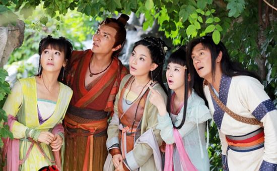 Phim truyện Trung Quốc mới: Lưu Hải đấu Kim Thiềm