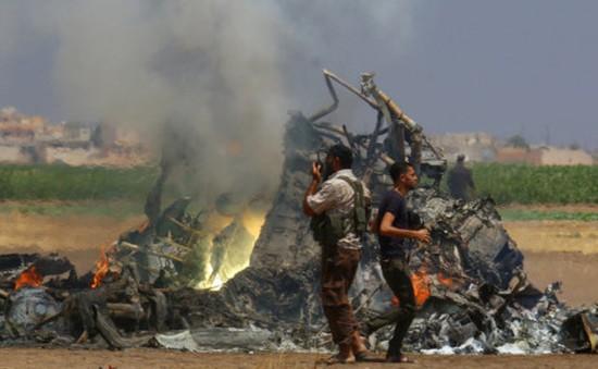 Nga xác nhận 5 quân nhân trên chiếc trực thăng quân sự thiệt mạng tại Syria