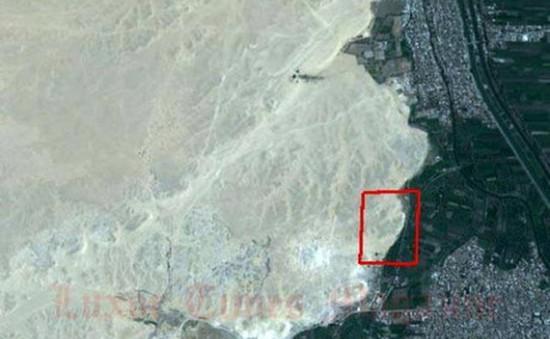 Ai Cập phát hiện lăng mộ cổ hàng nghìn năm tuổi