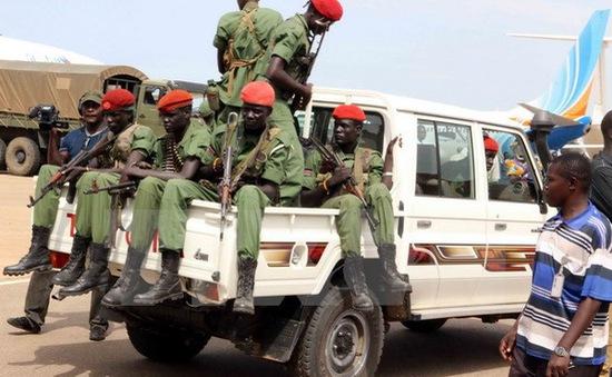 LHQ cảnh báo nguy cơ bùng phát thêm giao tranh tại Nam Sudan