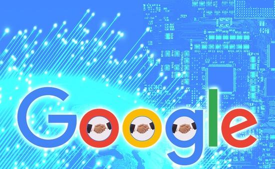 Google tiếp tục mạnh tay chi tiền vận động hành lang