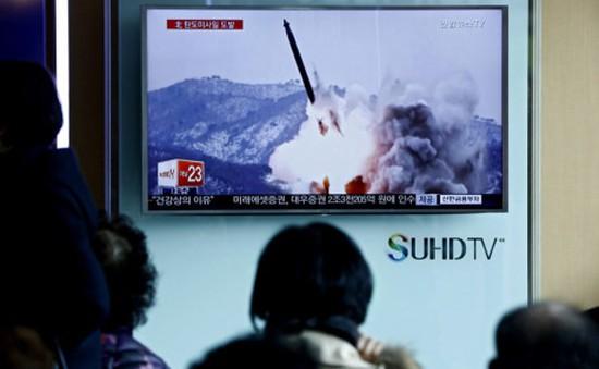 Triều Tiên thử nghiệm thành công động cơ tên lửa đẩy