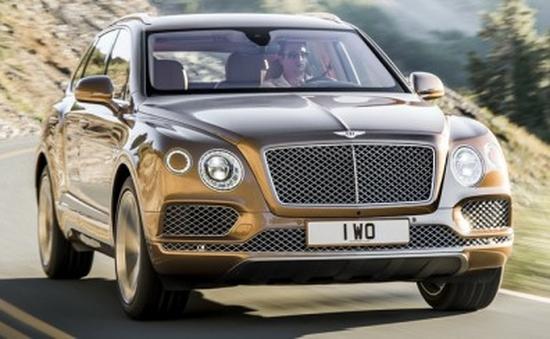 Bentley Bentayga sẽ có thêm phiên bản fastback