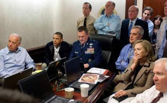 CIA giải mật vụ tiêu diệt Osama bin Laden trên Twitter