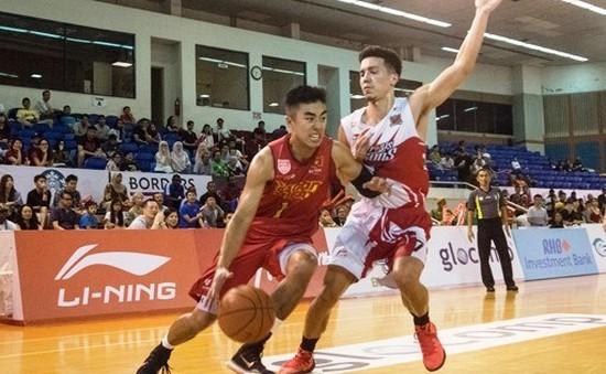 Saigon Heat thất bại ở lượt trận đầu tiên bán kết giải bóng rổ Đông Nam Á