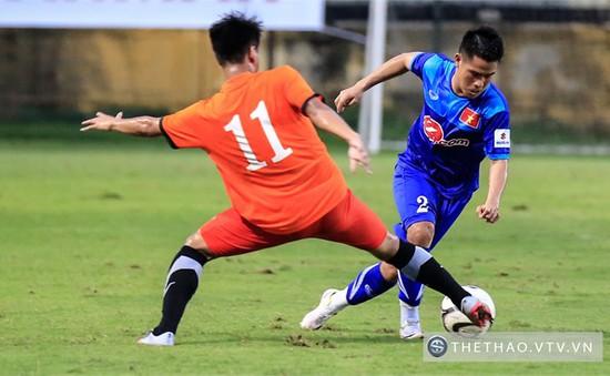 ĐT Việt Nam sẽ tái đấu với U21 Việt Nam vào ngày 28/5