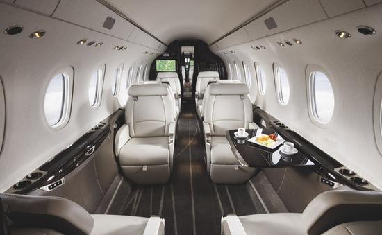 Khám phá 5 siêu máy bay cá nhân đắt giá nhất hành tinh