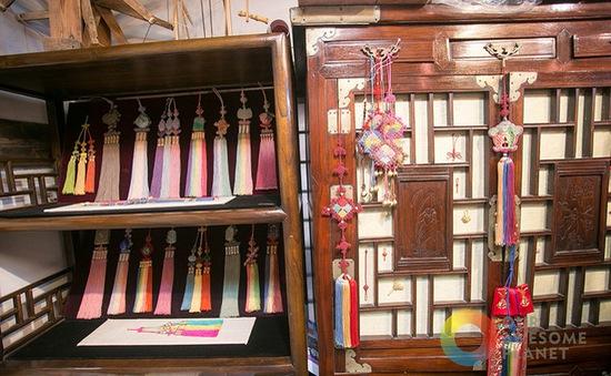Những nút thắt truyền thống của Hàn Quốc
