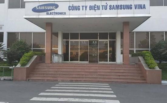 Samsung đóng cửa nhà máy ở TP.HCM