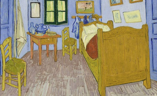 Sống trong siêu phẩm hội họa của Van Gogh với giá chỉ… 10 đô