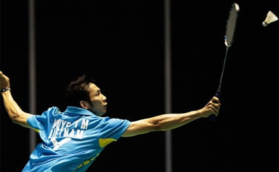 Tiến Minh, Vũ Thị Trang rủ nhau vô địch giải New Zealand International