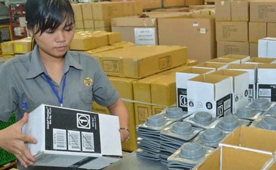 Xuất khẩu FDI cao gấp 3 lần doanh nghiệp trong nước