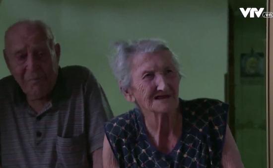 Kỳ diệu ngôi làng của những người thọ trên 100 tuổi ở Italy