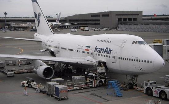 Iran được đưa ra khỏi danh sách bị cấm bay vào không phận EU