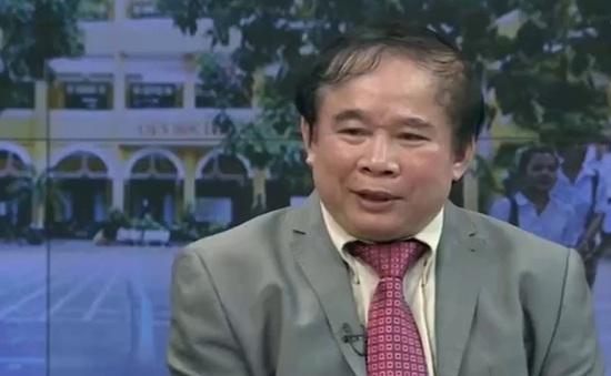 Thứ trưởng Bùi Văn Ga: Kỳ thi THPT quốc gia 2017 thay đổi, học sinh chớ lo!