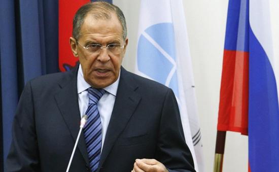 Đàm phán Nga - Mỹ về Syria bế tắc